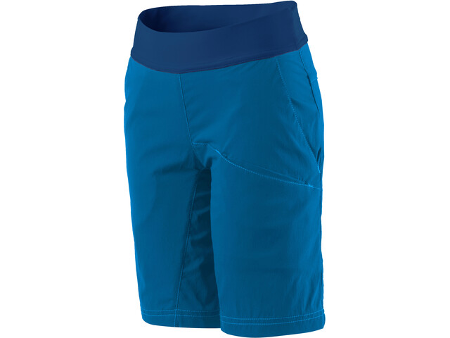 Houdini Kids Liquid Trail Shorts hodde blue